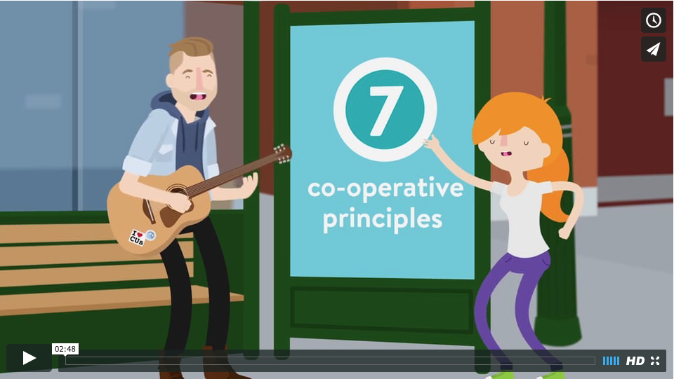 Co-operative Principles Video
