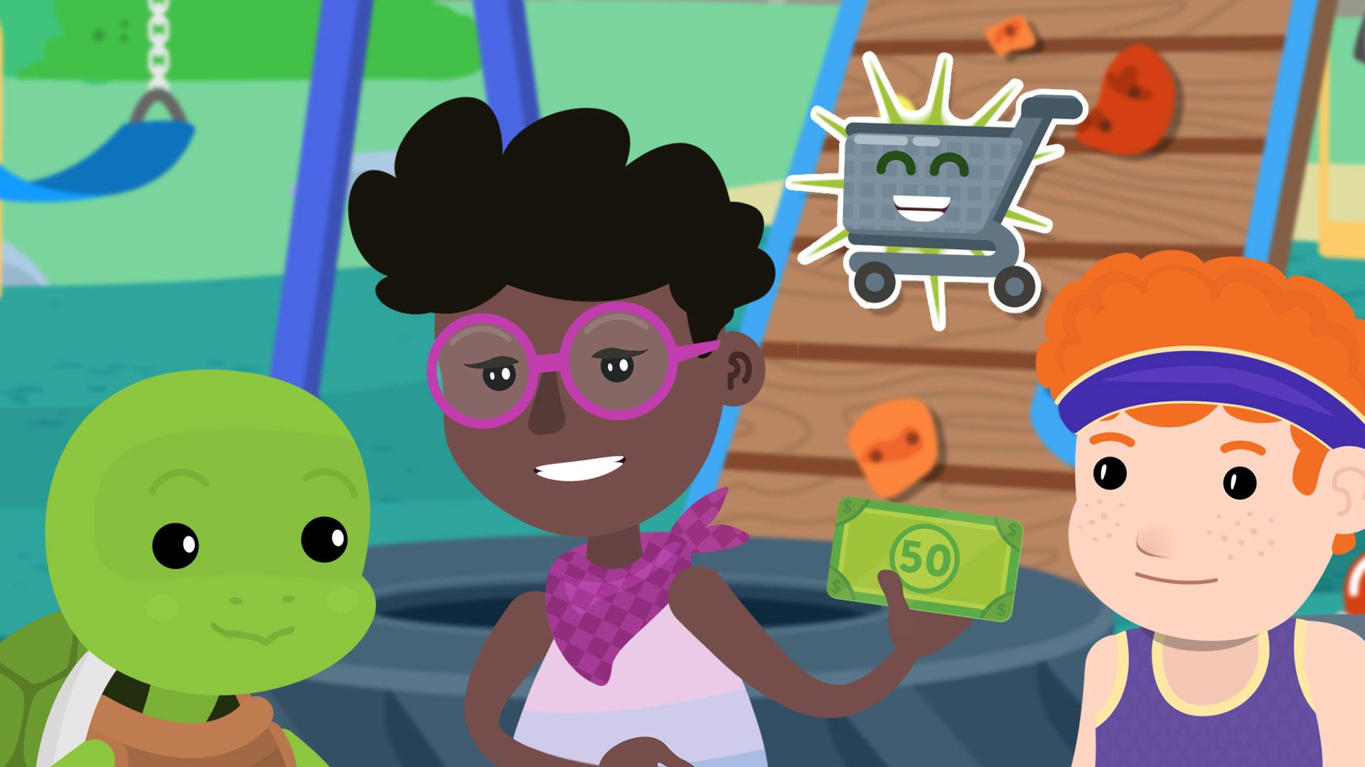 Money Tips For Kids: Spending Money Video