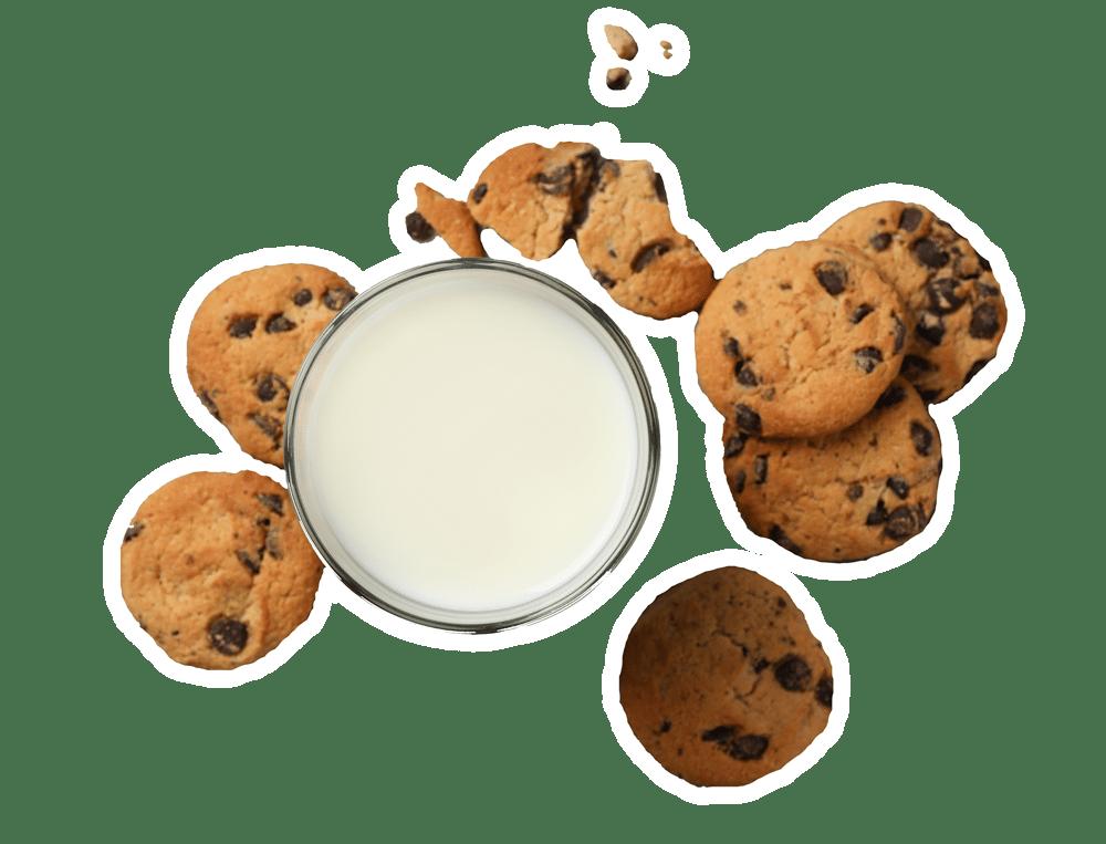 Better Together Cookies & Milk